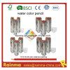 El agua de alta calidad de color Lápiz en tubo de metal