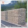 Galvanized/saldato Gabion Basket per Retaining Wall