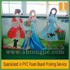 Board bekanntmachen, PVC Baord mit Printing (TJ- `PB-1)