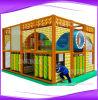 O mini campo de jogos com parque brinca (3015A)