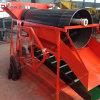 Mini véhicule alluvial mobile d'extraction de l'or de Shandong avec le brevet