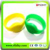 Reso personale progettare il Wristband per il cliente del silicone RFID