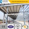 Цена здания пакгауза/мастерской/ангара/фабрики стальной структуры строения низкой стоимости Горяч-Продавая легкое