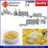 Floco de milho que faz a linha de produção da máquina