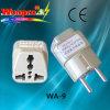 Adaptadores de viaje universales --Socket, Plug (WA-9)
