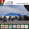Tenda della cupola delle 1000 genti per l'evento di tennis
