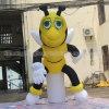 装置の膨脹可能な蜂を広告している屋外広告の膨脹可能な蜂