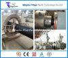 직업적인 HDPE 가스와 물 공급 관 압출기 기계 공장