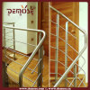 Escaleras de acero cubierta Baranda (DMS-B2295)