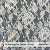 Tissu de lacet de Tulle Roseete de coton (M3010)