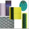 Het gegalvaniseerde Hexagonale Opleveren van de Draad van de Kip/van het Konijn/van het Gevogelte