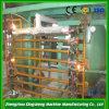 Machine de rebut élevée de raffinage de pétrole brut du taux de rendement de pétrole 10tpd pour le diesel