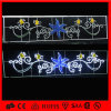 2D Motif Across Outdoor Street Skyline Decoration Light