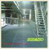 Fußboden der galvanisierten Stahl-Vergitterung