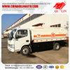 De goedkope Prijs 5000L tankt Tankwagen met Euro Emissie 3 bij