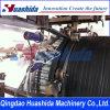 Chaîne de production en acier de pipe de HDPE d'extrusion de pipe d'enroulement de PE