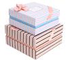 Precio bajo de la pequeña de la cartulina caja de regalo/de la caja de embalaje del regalo