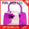 Cosmetic Wine Gift Clothes를 위한 Zipper 명확한 PVC Bag