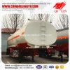 Qilin 3 Axles 35cbm пищевого масла перехода топливозаправщика трейлер Semi