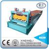 Rolo trapezoidalmente automático hidráulico do perfil que dá forma à maquinaria