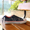 GirlsまたはWomen (SNC-03007)のためのCanvas ShoesのよいQuality