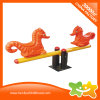 Teeterboard lindo de los hipocampos del equipo dos de la diversión para los niños