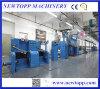 Machine d'extrusion de câble de Peau-Émulsionner-Peau de haute précision