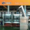 Instalación de producción carbónica automática de la bebida