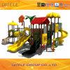 Kind-galvanisieren im Freienspielplatz-Gerät mit 89mm Pfosten