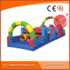 Grande giocattolo gonfiabile di sfida di ostacolo di Funy per il gioco dei capretti (T8-301)
