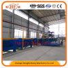 Chaîne de production de panneau de mur de béton de machines de construction