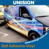 Selbstklebendes Vinyl für das Auto-Karosserien-Bekanntmachen (Graurückseite)