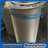 Stahlholländer-Webart-Maschendraht-Spirale-Förderanlage, die Ofen-Riemen verhärtet