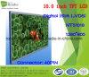 10.1  modules de TFT LCD de 1280X800 Lvds, Nt51018, 40pin pour la position, sonnette, médicale