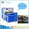 高く効率的なPLCの制御された靴甲革のプラスチック溶接機中国製