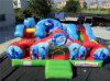 Aufblasbares Aquarium Funcity für Kinder, aufblasbarer Unterwasserweltprahler