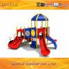 König House Outdoor Playground Equipment für Vergnügungspark
