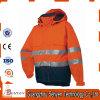 Куртка промышленной высокой безопасности видимости отражательная равномерная