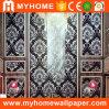 Papel pintado casero del vinilo de la decoración para el papel pintado interior