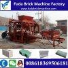 大きいサイズQt10-15の油圧具体的な固体煉瓦機械またはカラーペーバーの煉瓦機械