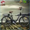 Vélo électrique en gros de ville du bâti 250W d'alliage pour l'adulte