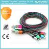 3.3FT de venda quentes Am ao micro cabo de dados do USB