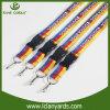 La manera por encargo del arco iris con la cuerda de seguridad Pantalla gancho giratorio Impreso