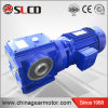 Unità elicoidale della scatola ingranaggi della vite senza fine dell'asta cilindrica della cavità di alta efficienza della serie S