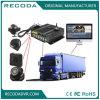 128GB Ahd Mischling vier - innen - ein 4CH Fahrzeug bewegliches DVR für Auflösung des Schulbus-720p