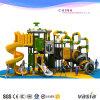 Moderno plástico Zona de juegos Fabricantes de los niños al aire libre Playgound