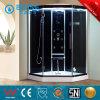 贅沢な様式のコーナーの蒸し風呂のシャワー室