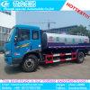 12000liters容量の燃料タンクのトラックFAWは給油車メートルの流れる