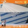 panneau de gypse bon marché enduit de vinyle de 12.5mm des constructeurs de la Chine