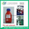 Colorant rouge d'unité centrale pour la mousse